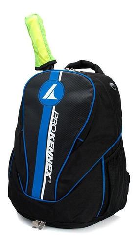 Mochila / Raqueteira Pro Kennex 2021 Preto Azul