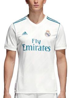 Jersey Futbol Soccer Real Madrid Hombre adidas Az8059