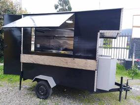 Trailer Food Truck. Como Nuevo ! Trailer De Comidas