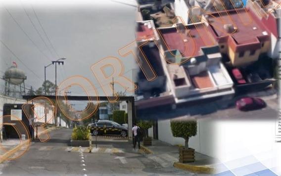 Casa En Recuperacion Hipotecaria Lomas Valle Dorado Edo Mex