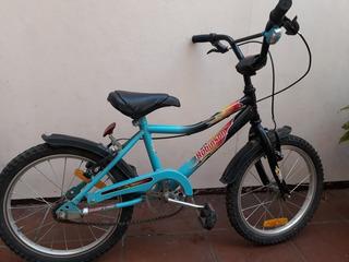 Bicicleta Robinson Cross Rodado 16 . Muy Buen Estado