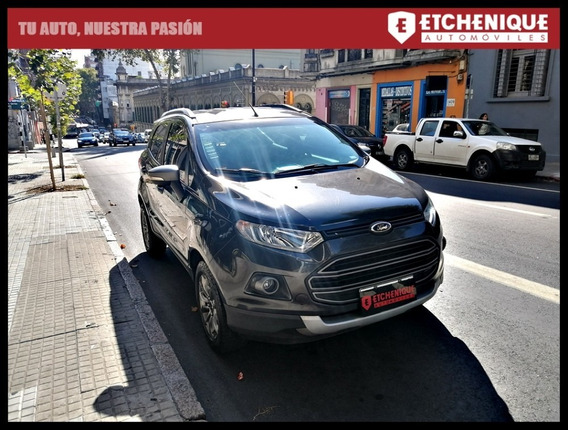 Ford Eco Sport 1.6 Extra Full Impecable - Etchenique