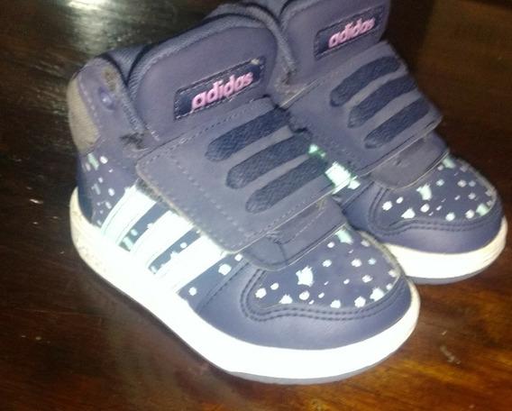 Zapatillas adidas Hoops Varial Mid Infantiles