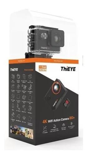 Camara Thieye I60 Cámara De Acción+ 4k+ Wifi + Control