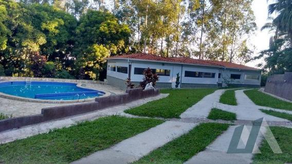 Chácara Com 4 Dormitórios À Venda, 36300 M² Por R$ 1.500.000,00 - Brigadeiro Tobias - Sorocaba/sp - Ch0042