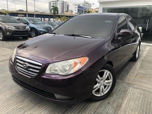 Hyundai Elantra 2008 ( 4 Cilindros Economico )