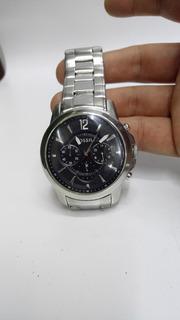 Reloj Fossil Fs 4532 Original De Pila Acerado Cristal