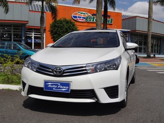 Toyota Corolla Gli Couro 1.8 16v Flex