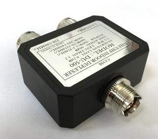 Duplexor Para 2 Antena Y 1 Equipos