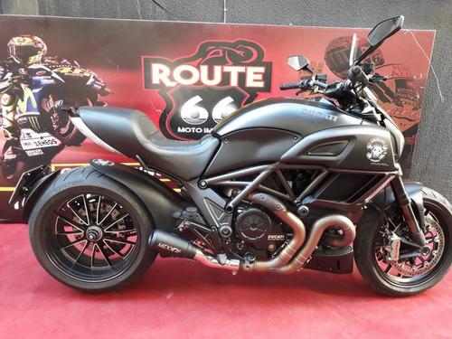 Imagem 1 de 5 de Escapamento Esportivo Ponteira Ducati Diavel Sc Gp Mexx