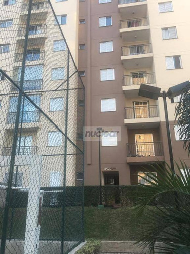 Apartamento Com 2 Dormitórios À Venda, 50 M² Por R$ 270.000,00 - São Mateus - São Paulo/sp - Ap2052