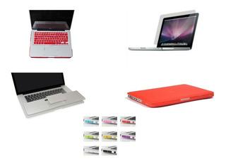 Combo 5 En 1 Funda Case Macbook Air 13 A1466