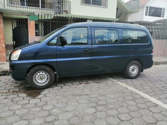Hyundai H1. Uso Familiar