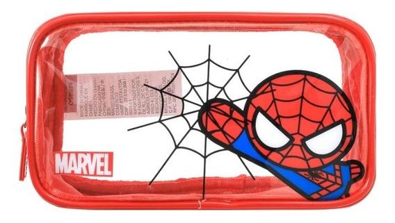 Necessaire Miniso Marvel - Homem Aranha