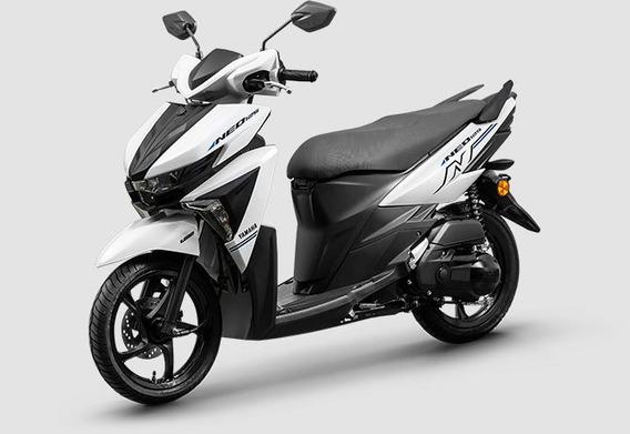 Neo 125 0 Km Branca Automática Yamaha