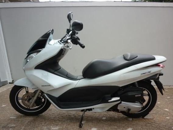 Honda Pcx 150 Branca 2015