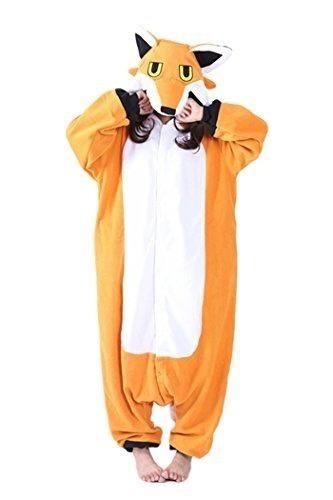 Pajama Unisex Wotogold Animal Cosplay Costume Nuevo Fox Ad
