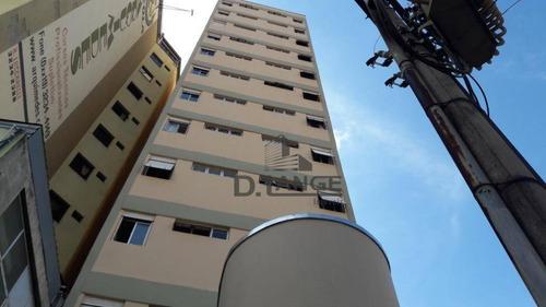 Kitnet Residencial À Venda, Centro, Campinas. - Kn0589