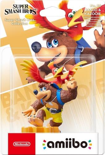 Amiibo Banjo - Kazooie - Colección Smash Bros. - Sniper