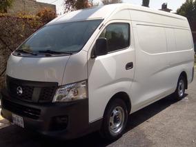 37160d8af Nissan Urvan 2.5 Panel Amplia Mt 2016