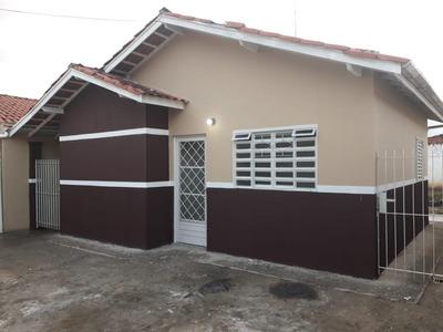 Casa Para Aluguel, 2 Dormitórios, Residencial Village Santana - Guaratinguetá - 672