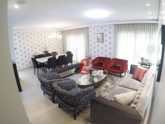 Chácara Com 7 Dormitórios À Venda, 3015 M² Por R$ 1.500.000,00 - Terras De Santana Ii - Londrina/pr - Ch0008