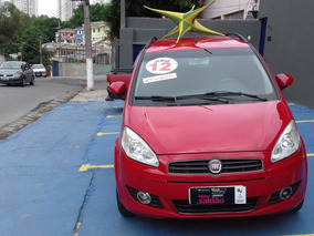 Fiat Idea 1.4 Attractive Flex Completa + Couro 2012 $ 27900