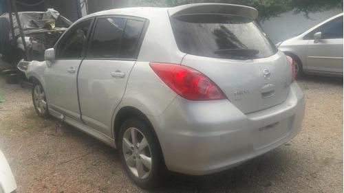 Sucata Nissan Tiida 1.8 2012 Automático - Retirada De Peças