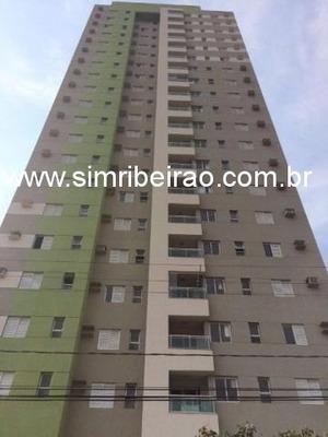 Vendo Apartamento Em Ribeirão Preto. Edifício London Tower. Agende Sua Visita. (16) 3235 8388 - Ap02449 - 3543935