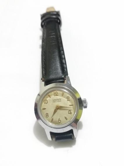 Reloj Gruen Dama Suizo