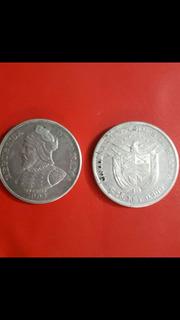 Monedas Antiguas De Panama