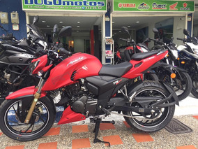 Tvs Apache 200 Nueva 0 Kms Facil Y Rapida Financiacion