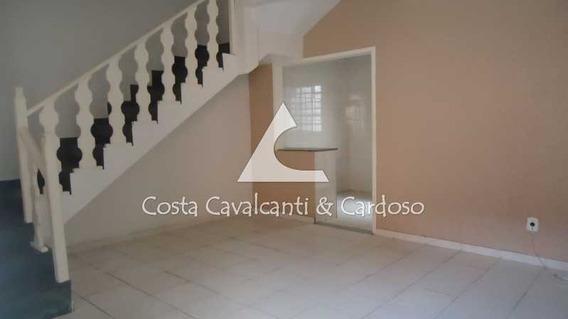 Casa De Vila-à Venda-jardim Primavera-volta Redonda - Tjcv20007