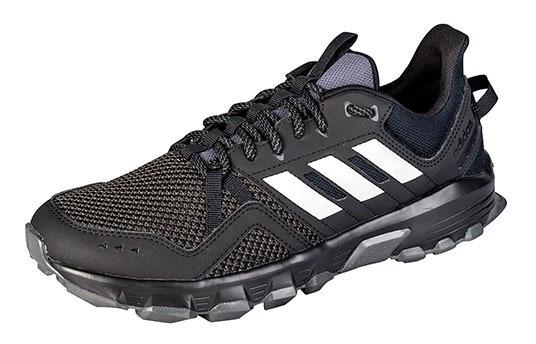Tenis adidas Rockadia Trail Negro Tallas Del #25 Al #29 Hombre Ppk