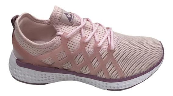 Zapatilla Le Coq Sportif Listan W Pink