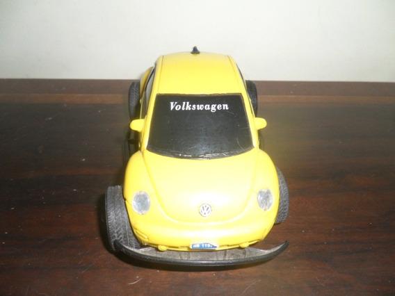 Miniatura Volkswagen New Beetle A Pilha Sem Controle