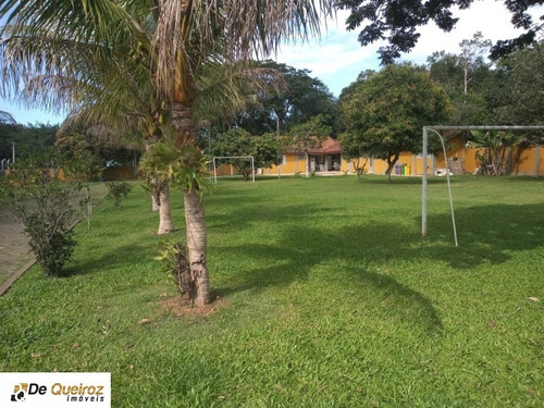 Imagem 1 de 30 de Chácara Em Itanhaém , Jd Real , Lado Morro, Isolada, Murada , 2 Dormitórios , Sendo 1 Suite, Sala - 5042 - 68316416