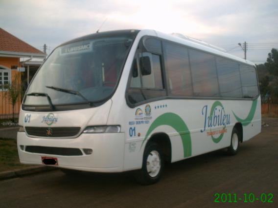 Micro Onibus Completo Com Bh ,som,calefaçao,geladeira.