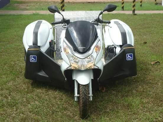 Fenix Triciclo Cadeirante