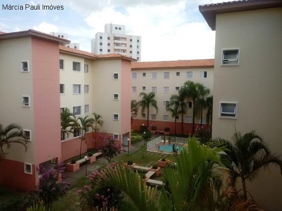 Apartamento No Condomínio Morada Do Japi - Eloy Chaves - Jundiaí - Ap04084 - 34475220