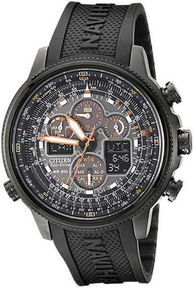 Citizen Jy8035-04e Reloj De Acero Inoxidable Eco-drive Para