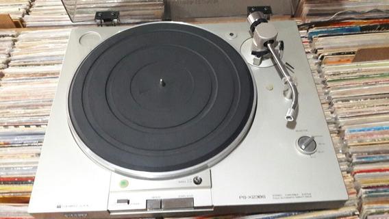 Toca Disco Sony Modelo Ps X23bs Promoção 1570 Reais