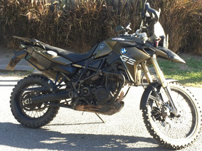 Vendo Bmw F800gs (rebajada)