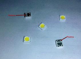 Led Do Backlight Tv Samsung Linha Fh 1w 3v 3537