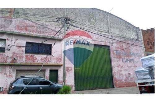Alquiler Planta-galpón Lanus Este Parque Industria
