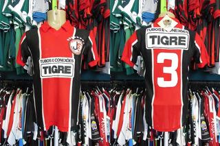 Joinville 1987 Camisa Titular Tamanho G Número 3.