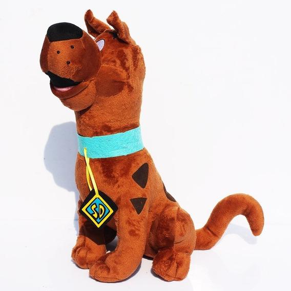Pelúcia Scooby Doo 38cm Super Macio Pronta Entrega Oferta