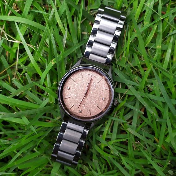 Relógio Feminino Technos 2036mma Fashion C/ Nf Original