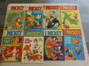 Mickey! Vários! R$ 15,00 Cada! Editora Abril!