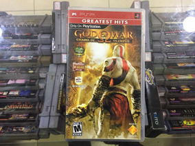 God Of War - Psp Original Completo